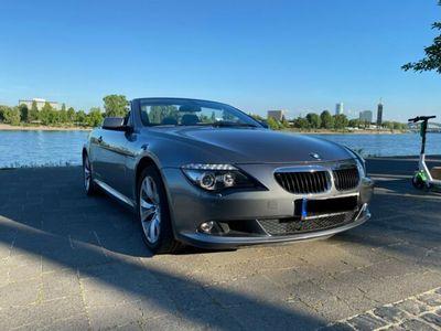 gebraucht BMW 630 Cabriolet i Aut. Keyless Go, Memory, M-Paket