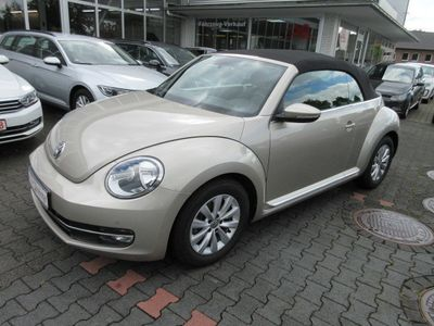 gebraucht VW Beetle Cabriolet 1.2 TSI DSG KLIMA / APS / CD / BLUETOOTH