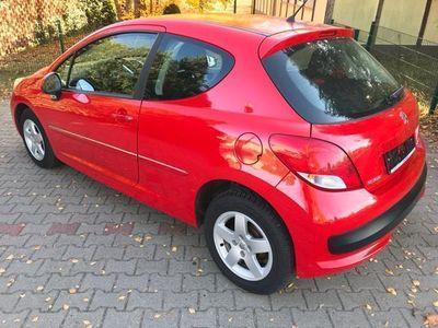 gebraucht Peugeot 207 75 Tendance Klima+LMF+NSW