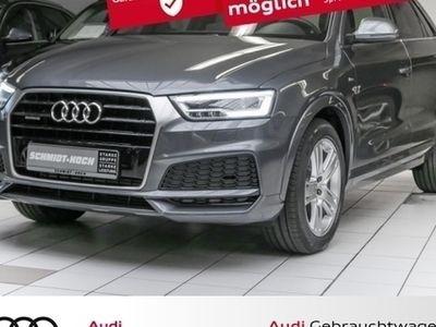 gebraucht Audi Q3 sport 2.0 TFSI quattro 132 kW (180 PS) S tronic