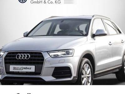 gebraucht Audi Q3 2.0 TDI XEN PDC SHZ GRA BLUETOOTH