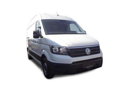 gebraucht VW Crafter 35 KASTEN 2.0 TDI MR HD KLIMA GRA PDC SH