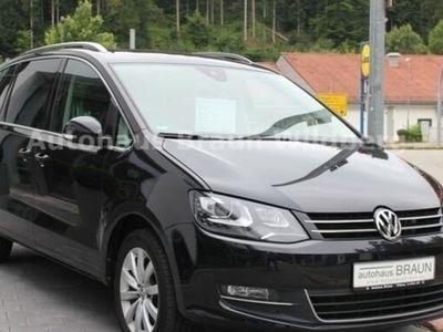 gebraucht VW Sharan Highline 2,0TDI DSG Panorama Xenon Navi