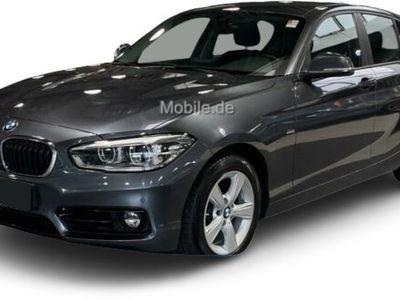 gebraucht BMW 120 120 d Sport Line Navi Business Klimaaut. Leder