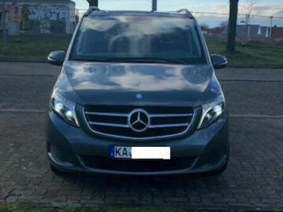 gebraucht Mercedes V220 CDI lang 7G-TRONIC Edition, 8Sitze/Euro6
