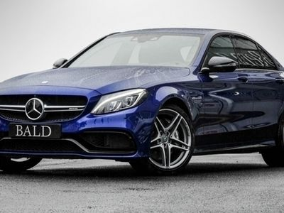 gebraucht Mercedes C63 AMG AMG Vmax/Performance/Comand/ILS/Distr/19''