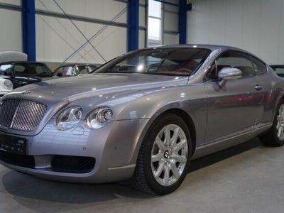 gebraucht Bentley Continental GT tolle Farbkombi sehr gepflegt
