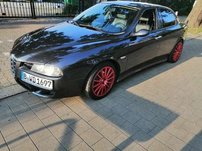 gebraucht Alfa Romeo 156 16v \\n16v \\n16v 2.0 JTS Distinctive