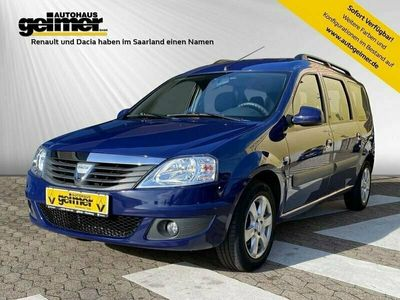 gebraucht Dacia Logan MCV Laureate 1.6 MPi 85