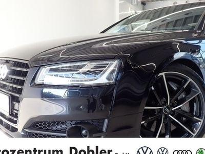 gebraucht Audi S8 plus 4.0 quattro Keramik AHK HuD Schiebedach