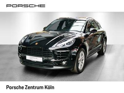 gebraucht Porsche Macan S Luft Panorama Dachrel Sitzh.v+h Connect+