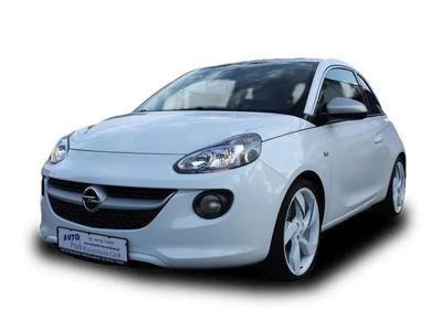 gebraucht Opel Adam 1,4 16V White Link *ALU*KLIMA*INTELLI-LINK*