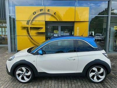 gebraucht Opel Adam Rocks 1.4 Easytronic Rocks