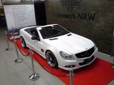 gebraucht Mercedes SL350 20 Zoll MAE Weiß TOP