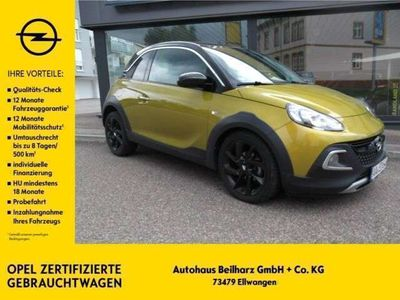 gebraucht Opel Adam Rocks Lenkrad-/Sitzheizung Intelli 17Alu