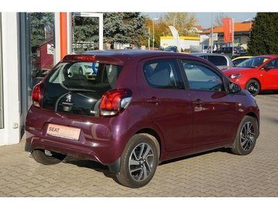 gebraucht Peugeot 108 VTi PureTech