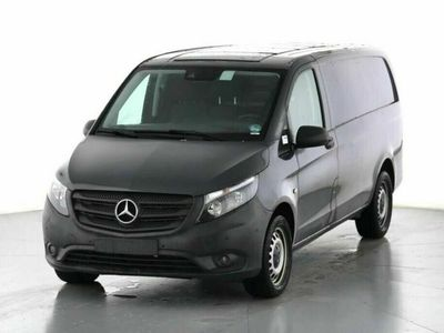gebraucht Mercedes Vito 116 CDI Kasten 4x4 lang Kamera Fahrassist.