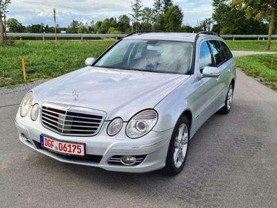 gebraucht Mercedes E500 E -Klasse T-Modell4-Matic 2.Hand AHK