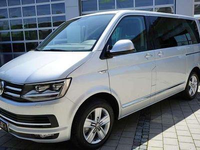 gebraucht VW Multivan T6HIGHLINE 2.0TDI 146kW DSG LEDER NAVI AHK LED ST...