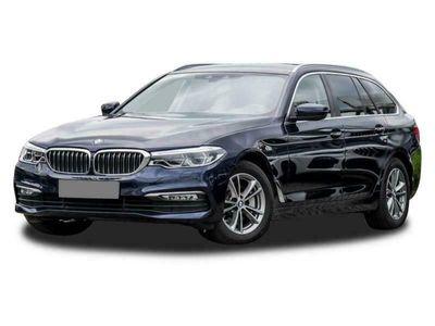 gebraucht BMW 530 530 d xDrive Touring DAB LED WLAN Standhzg. RFK -