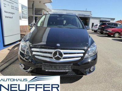 gebraucht Mercedes B200 B-KlasseCDI/Navi/Automatik/Parksensoren