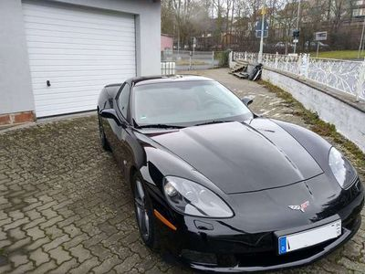 gebraucht Corvette C6 Coupe Victory Edition /1te Hand /29000 km