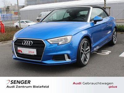gebraucht Audi A3 Cabriolet sport 1.5 TFSI 110 kW (150 PS) 6-Gang