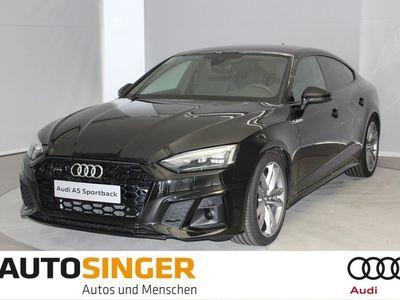 gebraucht Audi A5 Sportback 40 TDI quattro S line AHK*19''*SOUND*NAVI*