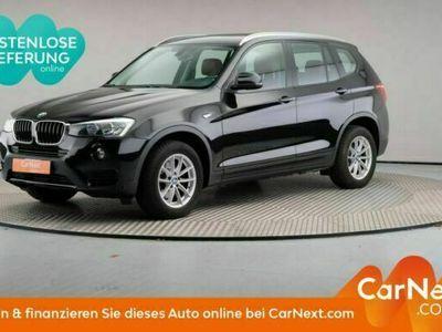 gebraucht BMW X3 xDrive20d Aut. Schiebedach Navi