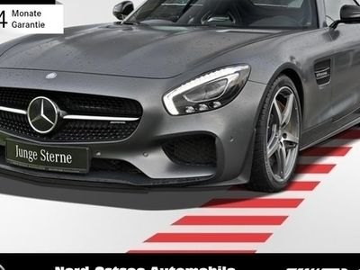 gebraucht Mercedes AMG GT S Comand Kamera Pano Night LED Burmester