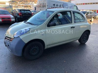 second-hand Nissan Micra Visia Tüv 01-2020
