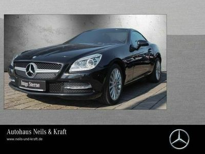 gebraucht Mercedes SLK200 AUTOMATIC+LEDER+BI XENON ILS+FERNL ASS++