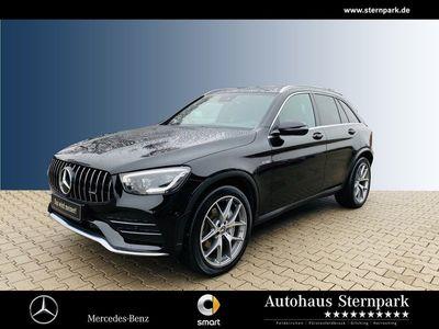 gebraucht Mercedes GLC43 AMG AMG 4M Distronic/AHK/Wides/Multibeam/MBUX
