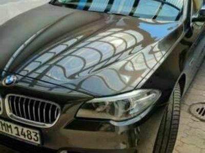 gebraucht BMW 518 d Touring Aut.