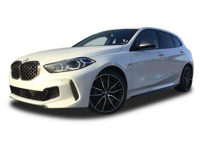 gebraucht BMW M135 i xDrive EU6d-T Navi Kurvenlicht HUD Parklenkass. Rückfahrkam. Allrad