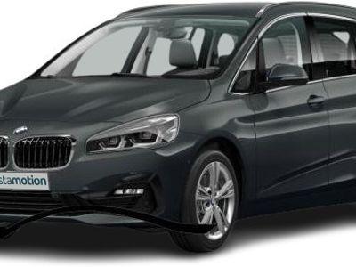 gebraucht BMW 220 Gran Tourer 220 Gran Tourer Steptronic Sport Line Klimaaut.