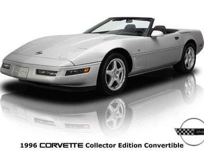 gebraucht Corvette C4 Collector Edition Cabrio