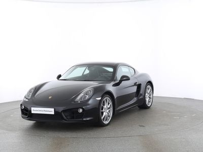 gebraucht Porsche Cayman (981) Black Edition