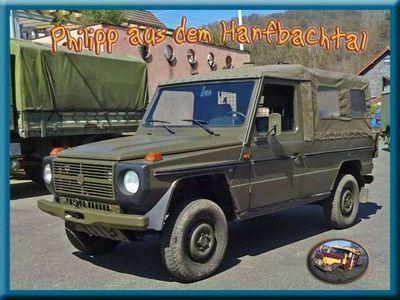 gebraucht Mercedes G230 Mercedes Puch 230GE Wolf Multi schweizer Armee