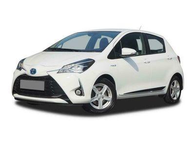gebraucht Toyota Yaris Hybrid YarisComfort SHZ KAMERA BT