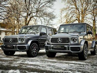 gebraucht Mercedes G63 AMG G -Modell StationAMG *Widescreen *Multibea als SUV/Geländewagen/Pickup in Meschede/NRW