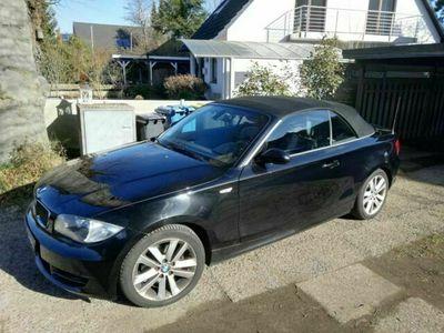 gebraucht BMW 125 Cabriolet i Aut.