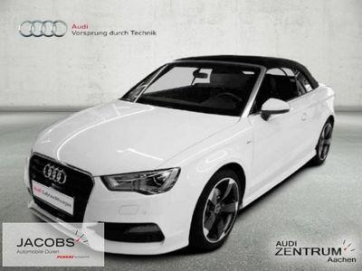 gebraucht Audi A3 Cabriolet 1.4 TFSI S line MMI Navigation plus,