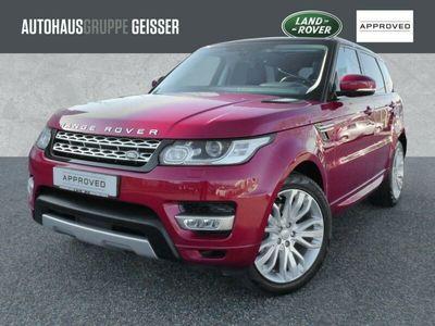 gebraucht Land Rover Range Rover Sport 3.0 TDV6 HSE Auto. Schiebedach