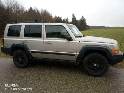 gebraucht Jeep Commander 3.7 V6 4x4