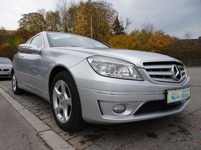 gebraucht Mercedes CLC220 CDI Navi Sitzheizung AHK