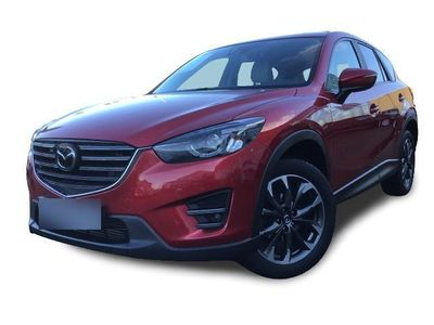 gebraucht Mazda CX-5 Nakama Intense AWD 2.2 SKYACTIV-D Navi Rückfahrkamera