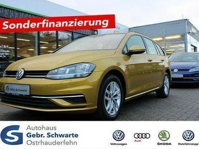 gebraucht VW Golf VII 1.5 TSI 1.5 TSI Comfortline Climatronic