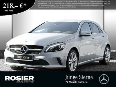 gebraucht Mercedes A200 CDI Urban LED Navi Kamera Totw.-Ass. PTS