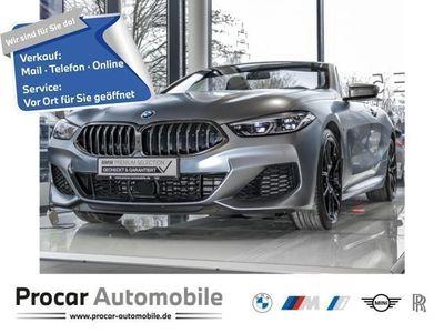 gebraucht BMW M850 xDrive Cabrio // B&W Sound Laser Stop&Go